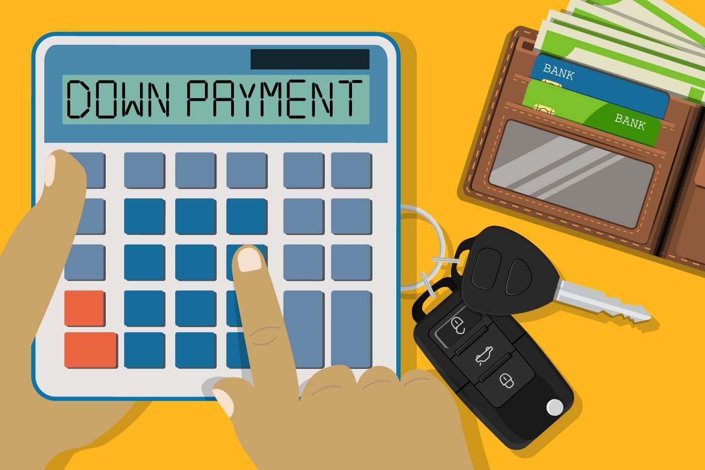 Down Payment Calculator - Calculatorall.com
