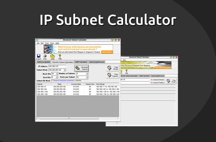 IP Subnet Calculator - Calculatorall.com